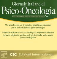 """Gennaio 2015 Sipojournal Giornale Italiano di Psico-Oncologia N.°17 """"Identità femminile e cancro"""""""